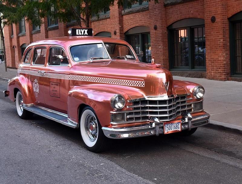 Call the copper cab