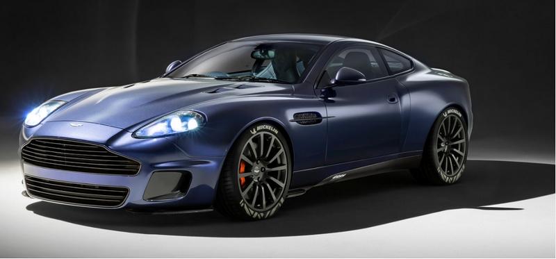 Callum Aston Martin Vanquish 25