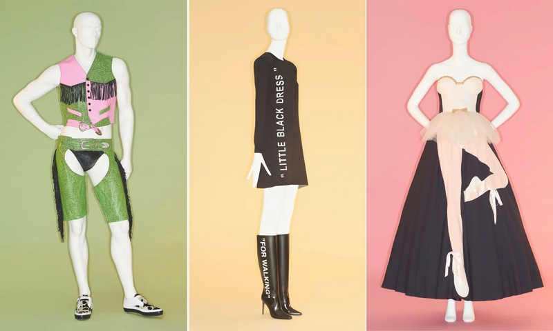 Camp - Notes on Fashion will tell the story of camp's origins from Versailles to 1930s Berlin