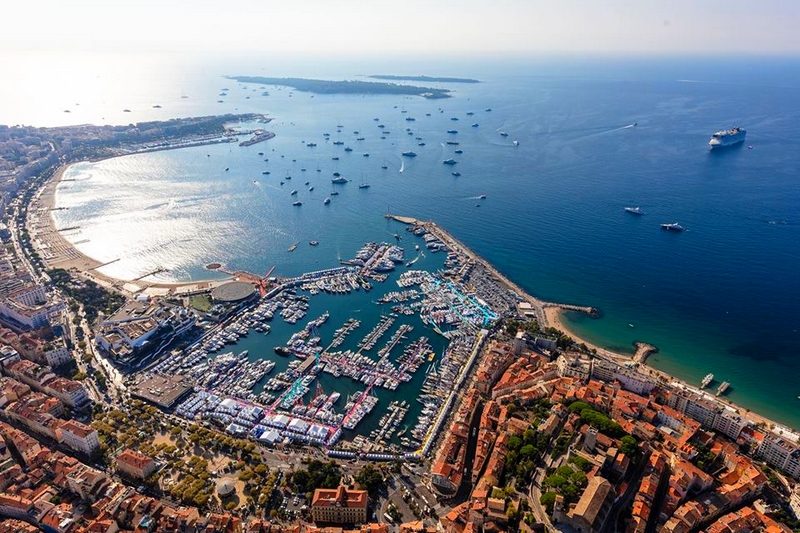 Cannes Yachting Festival 2019 vie