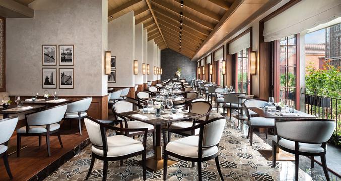 Capella Shanghai, Jian Ye Li in Shanghai, China - new luxury hotel openings 2017-2018