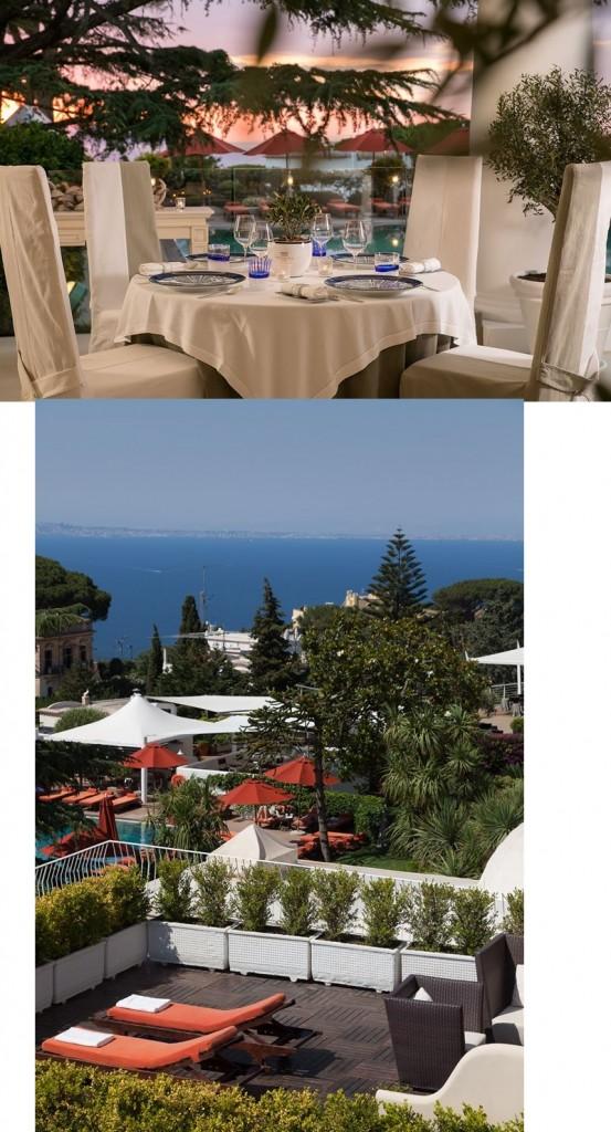 Capri Palace Italy