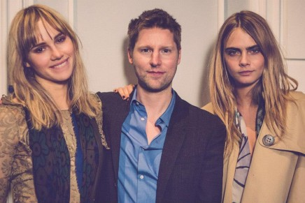 Burberry hands Christopher Bailey golden hello worth up to £7.6m