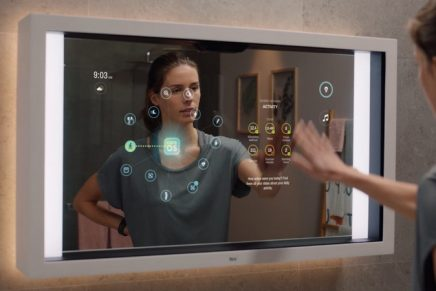 AI-powered skin health coach and made-to-measure connected mirrors among CES 2020 wellbeing innovations