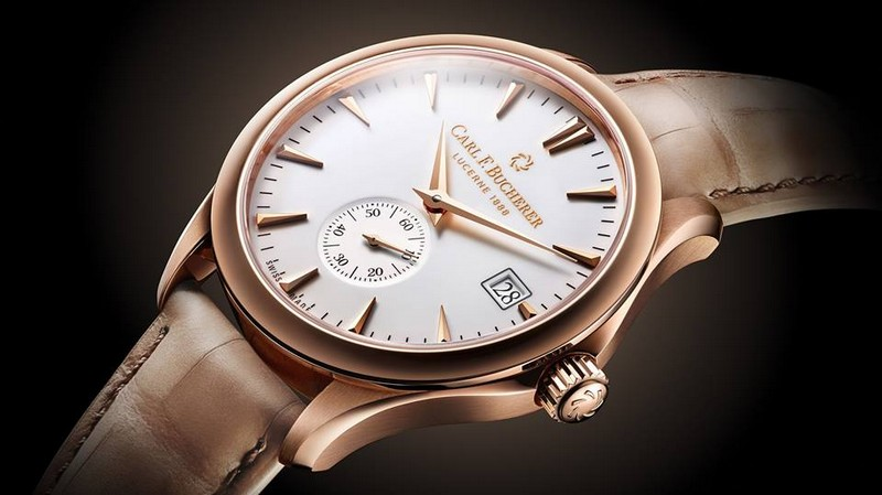 Carl F Bucherer Novelties Baselworld 2018 -ManeroPeripheral43 watch