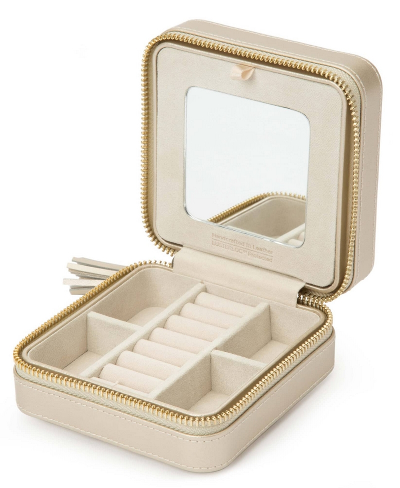 Caroline Travel Jewelry Case