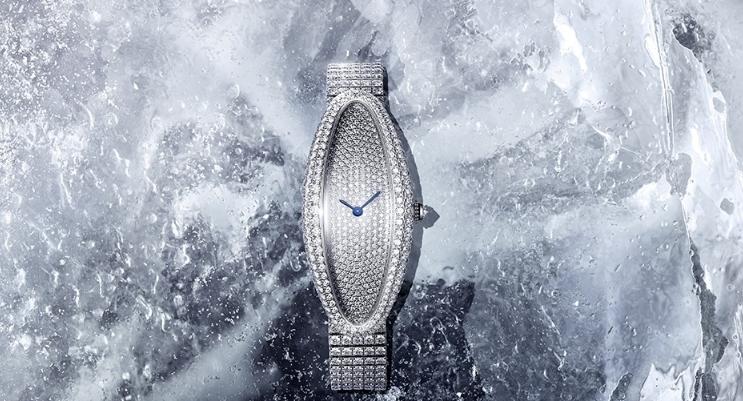 Cartier BAIGNOIRE ALLONGÉE SIHH 2019