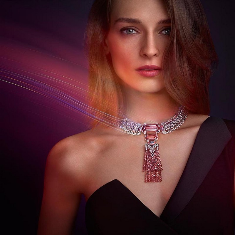 Cartier Coloratura - the new Cartier High Jewellery Collection is a sensorial exploration of colour