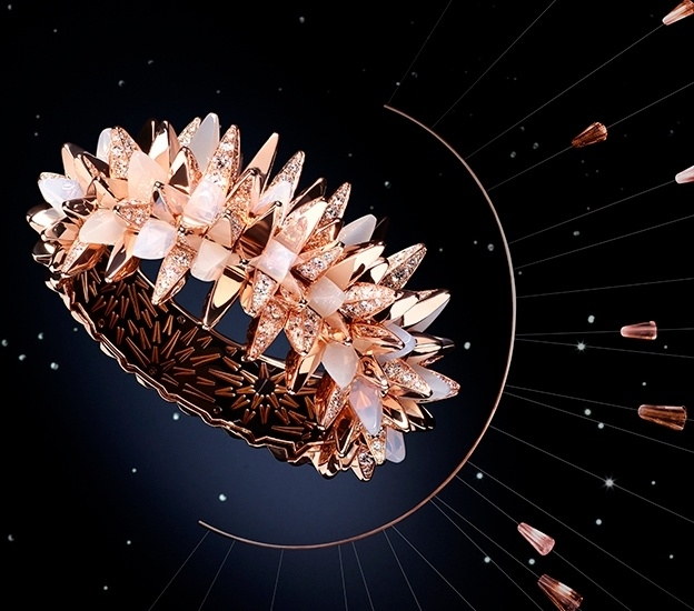Cartier Les Galaxies de Cartier Collection 2019-