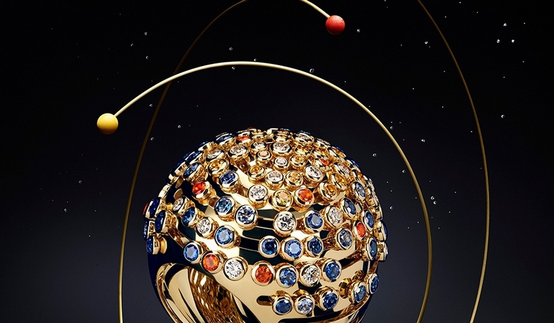 Cartier Les Galaxies de Cartier Collection 2019-02