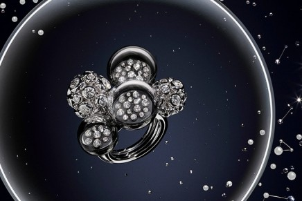 Les Galaxies de Cartier Collection – a creative exploration of the cosmos via capsular jewellery