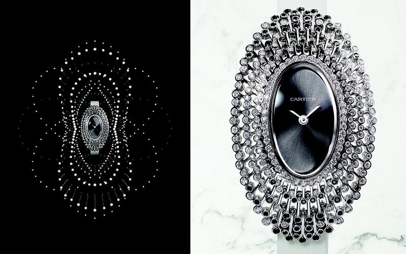 Cartier Libre Debordante watch