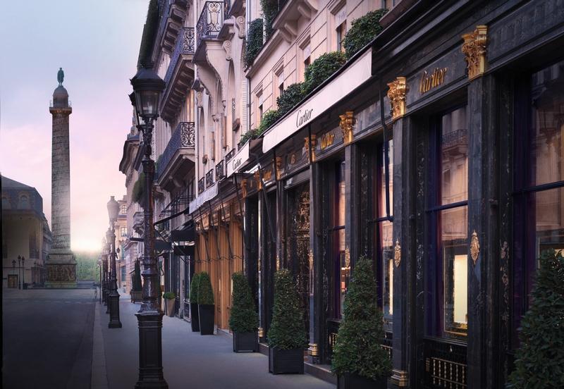 Cartier Place Vendome HeadOffice