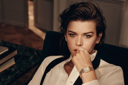 The Cartier Panthère watch re-launched with online exclusive pop-up-shop on Net-a-Porter