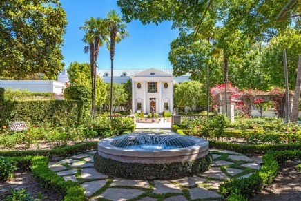 Los Angeles mansion sets US market record with $225m price tag