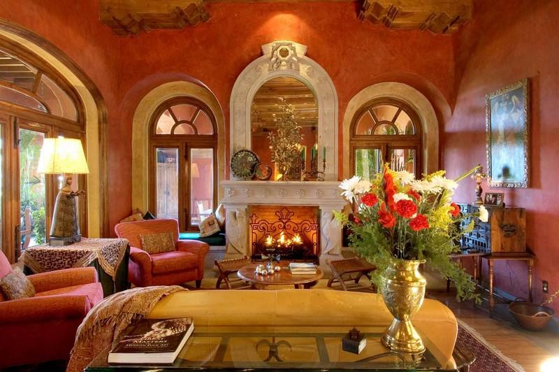 Casa Heyne, an enchanting hilltop hacienda in San Miguel de Allende