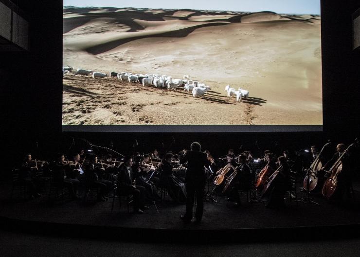 Cashmere - The Origin of a Secret Loro Piana 2019- shanghai premierephotos-