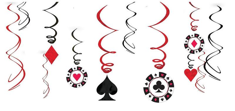 Casino Swirl Deco