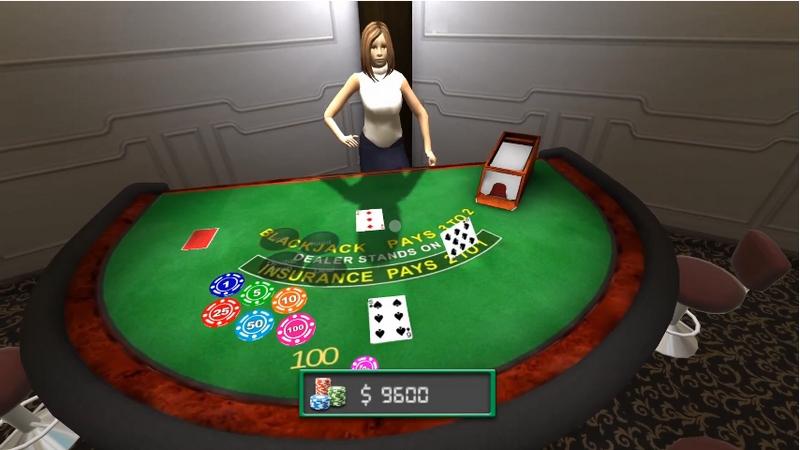 Casino VR Video Demo - AppReal-VR-