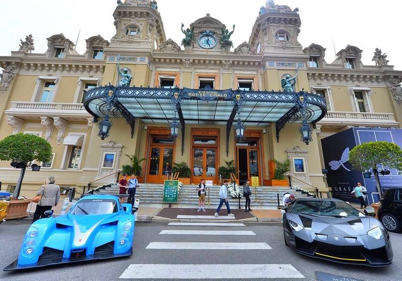 Casino de Monao Exterior