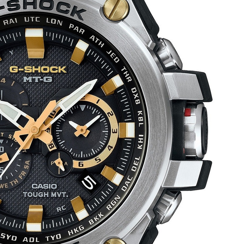 Casio G-SHOCK introduces the latest addition to the men's MT-G line, the MTGS1000D-1A9 model - details