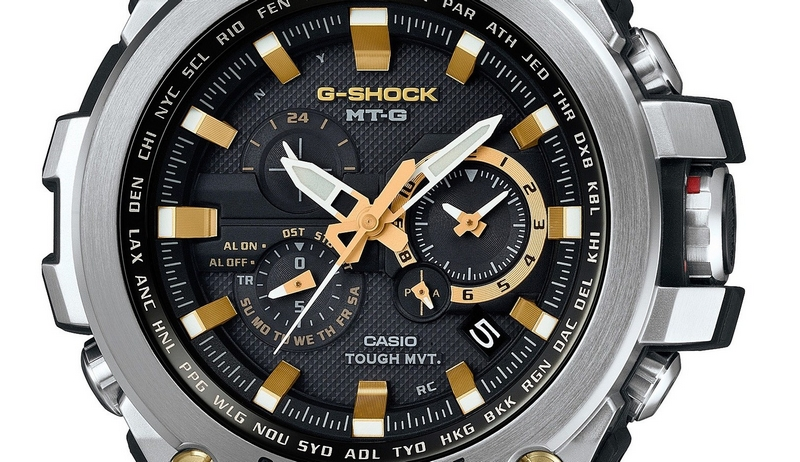 Casio G-SHOCK introduces the latest addition to the men's MT-G line, the MTGS1000D-1A9 model