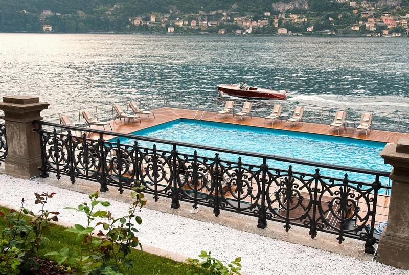 CastaDiva Resort exteriors