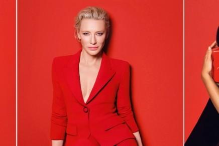 Cate Blanchett, Adwoa Aboah and Sara Sampaio say Si to passion