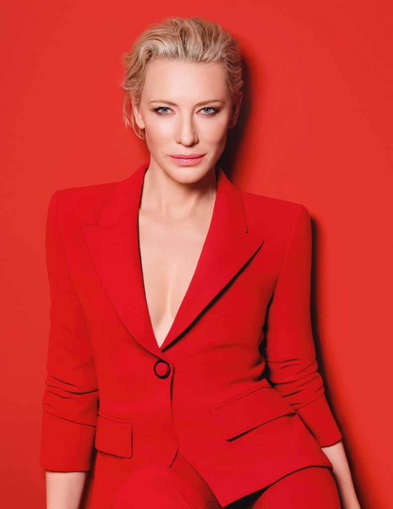 Cate Blanchett for Si Passione 2018