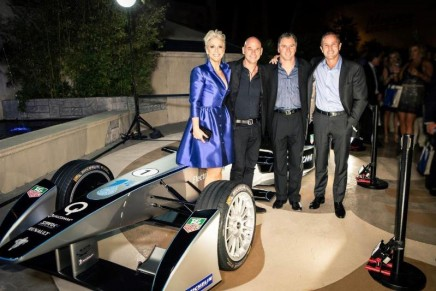 One Drop and Formula E to drive action on the global water crisis