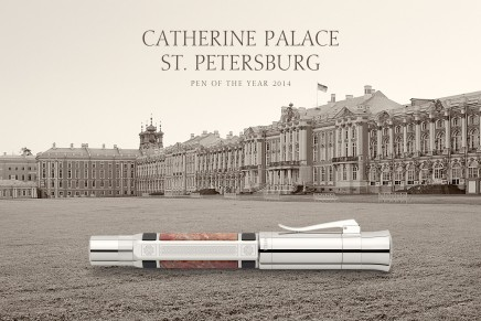 """Graf Von Faber-Castell """"Catherine Palace"""" Pen of the Year Special Edition"""