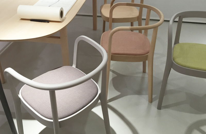 Cecilie Manz -Launch of furniture series in Japan by ACTUS NISSIN