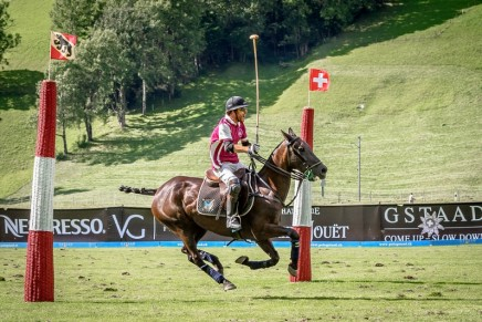 The winners of the 22nd Hublot Polo Gold Cup in Gstaad