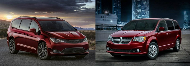 Celebrate 35 years of the minivan with the Chrysler Pacifica & Dodge Grand Caravan 35th Anniversary Edition models