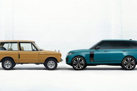 Range Rover Fifty is as peerless and relevant today as it was in 1970
