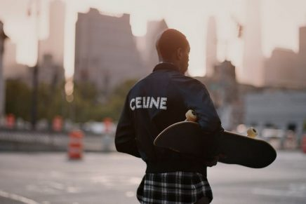 Celine Homme The Dancing Kid pop-up – A mirror to the eclectic nature of youth culture today