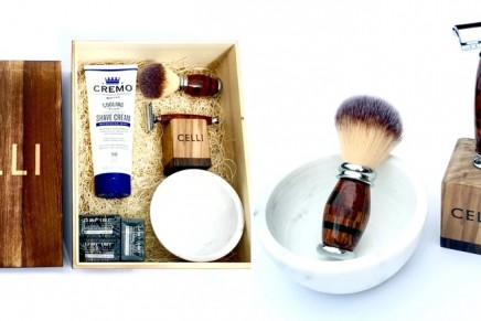 Would you pay $5,000 for a shaving gift set? Not expensive enough?
