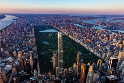 The tallest residential building in the world launches sales