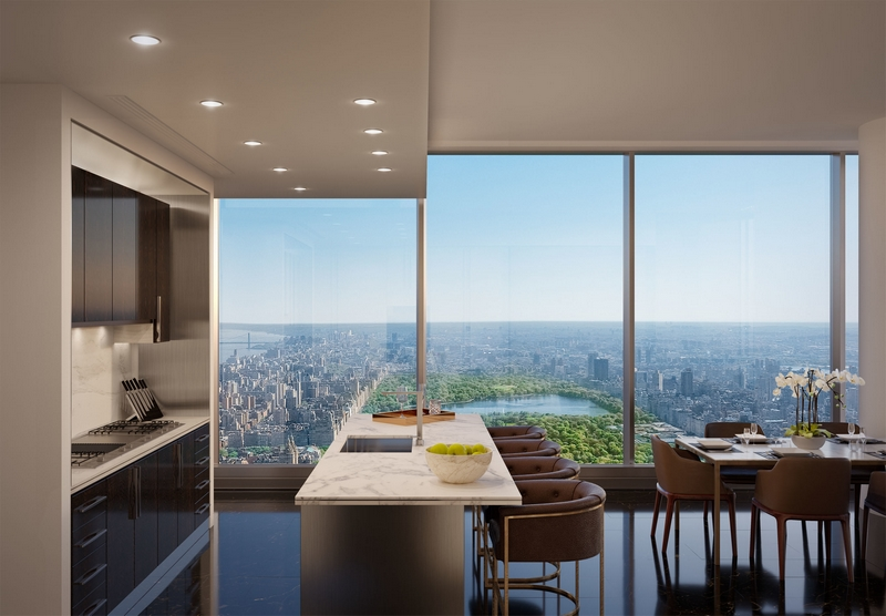 Central Park Tower, Tallest Residential Building In The World and one of The Most Remarkable Residences Ever Sold