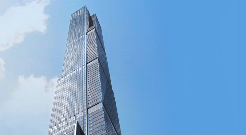 Central Park Tower - the tallest residential building in the world - 2019