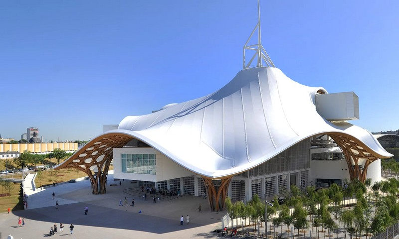 Centre Pompidou Metz - exploring France's architectural highlights