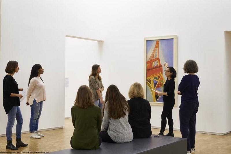 Centre Pompidou visite