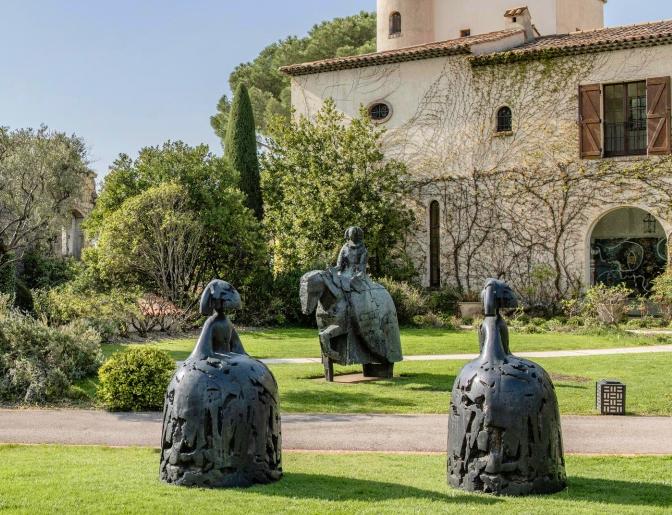 Château Saint-Martin Invited Artists 2019 season