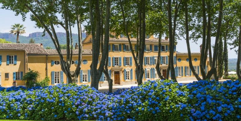 Château d'Esclans estate
