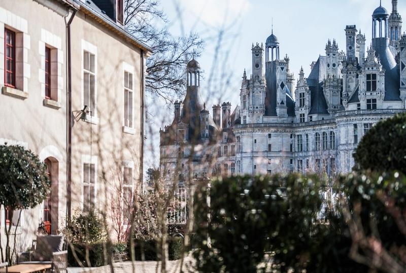 Château de Chambord views