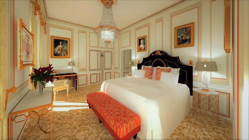 Château du Petit Chêne-room 2