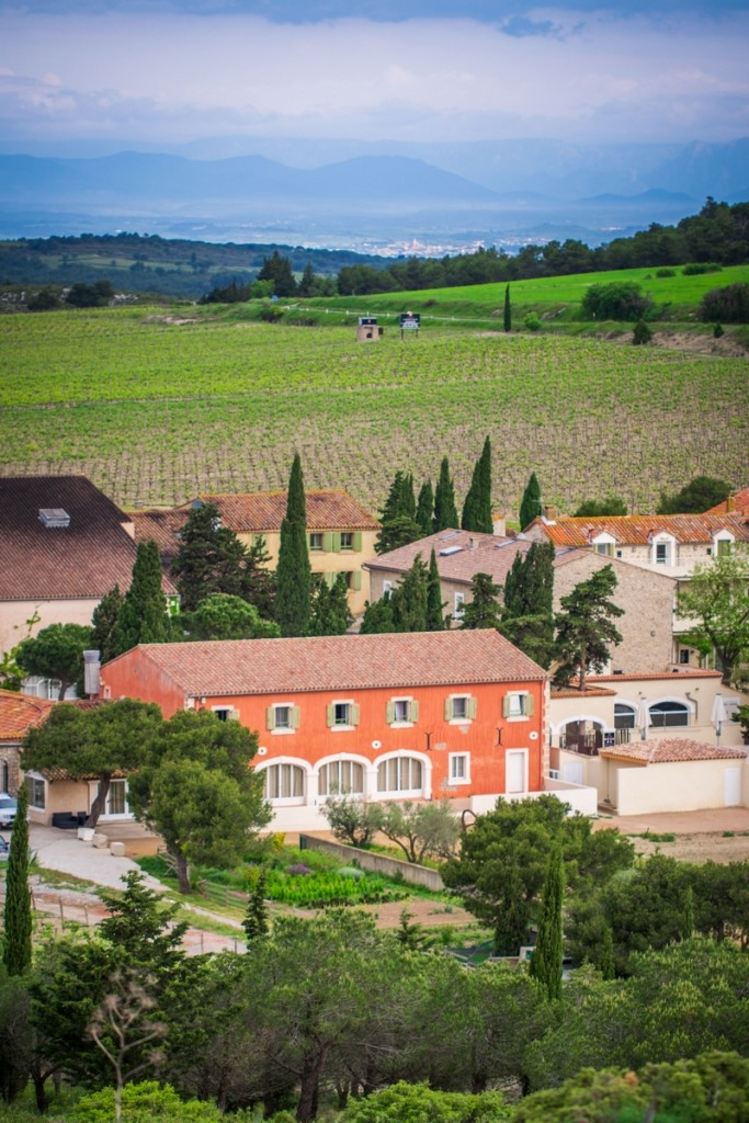 Château l'Hospitalet, was honored on Celebrated Living's Platinum List 2019 Best Vineyard Experience