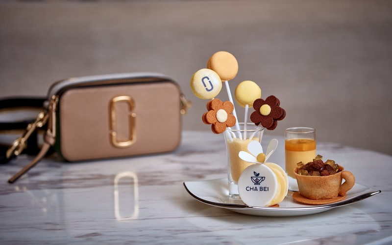 Cha Bei x Marc Jacobs Afternoon Tea 2018-