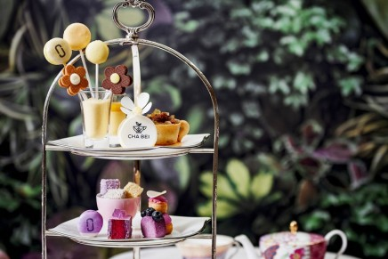 Fashion Meets Limited Edition Afternoon Tea