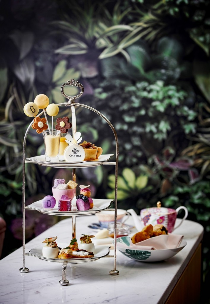 Cha Bei x Marc Jacobs Afternoon Tea 2018-gallery